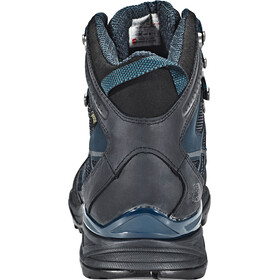 The North Face Hedgehog Hike Mid GTX Sko Herrer, phantom grey/boulder blue